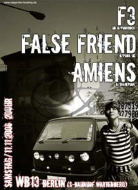 Flyer amiens false Friends