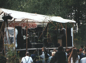 Bühne 2. Open Air