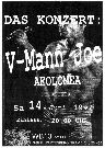 Plakat V-Mann Joe