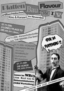wb13 Programm im November