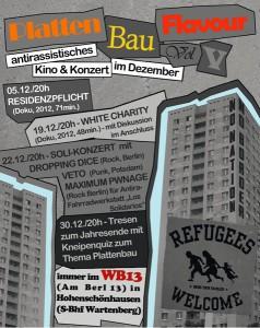Unser Programm im Dezember 2012