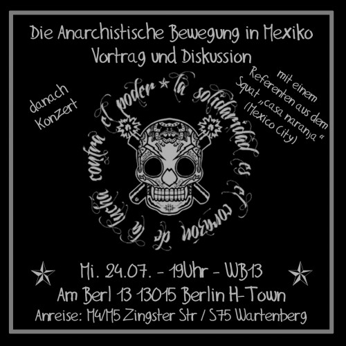 Vortrag 42-07-13 Anarchismus in Mexiko